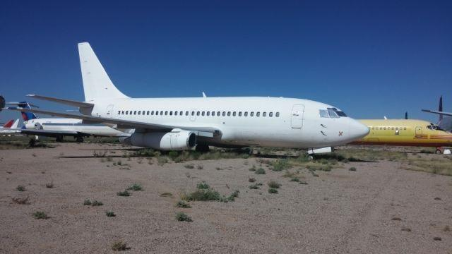 1970 Boeing 737-200 Photo 2