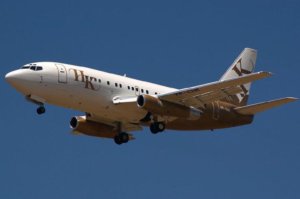 1979 Boeing 737-200 Advanced VIP Photo 4