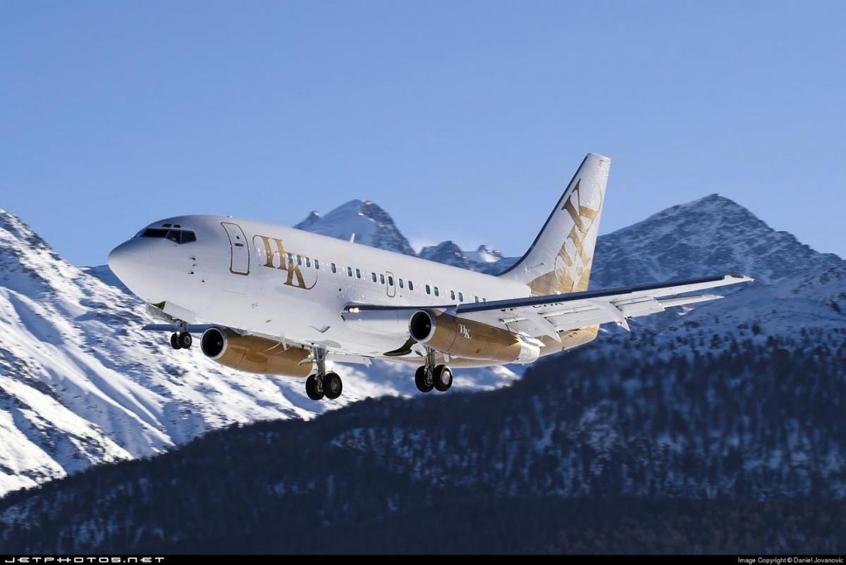 1979 Boeing 737-200 Advanced VIP Photo 6