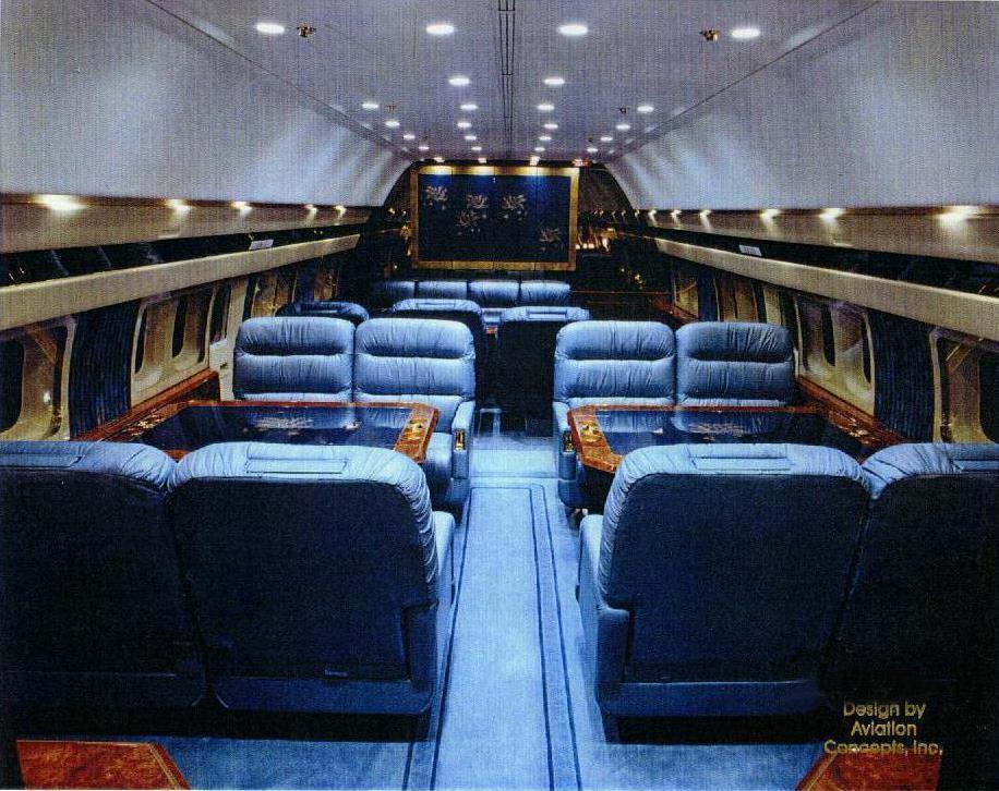 1979 Boeing 737-200 Advanced VIP Photo 2