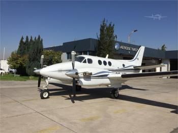 2001 BEECHCRAFT KING AIR C90B for sale - AircraftDealer.com