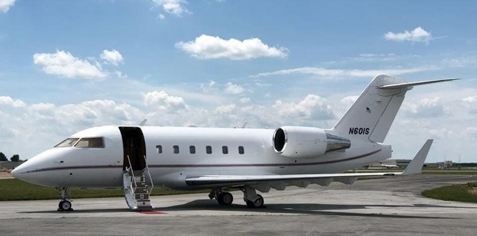 1986 BOMBARDIER/CHALLENGER 601-3A/ER Photo 2