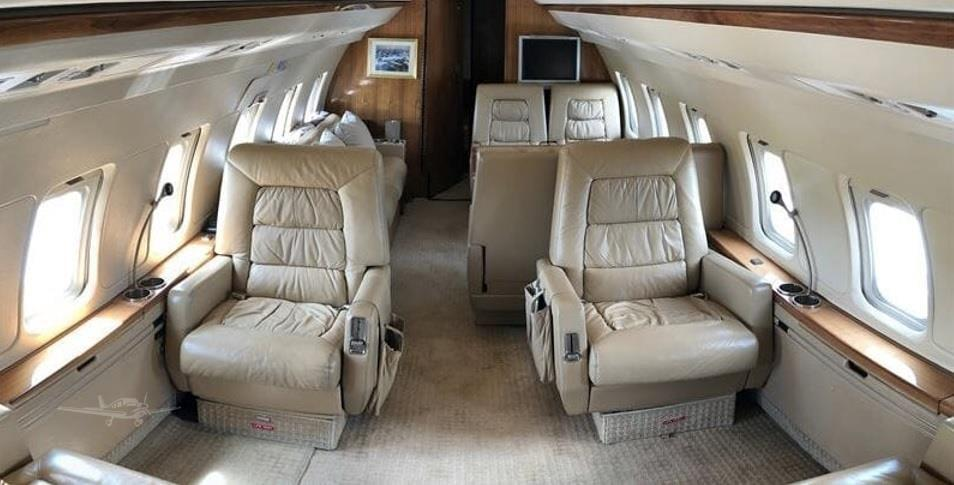 1986 BOMBARDIER/CHALLENGER 601-3A/ER Photo 3