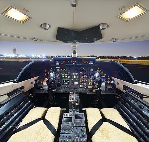 1984 Learjet 55 Photo 6