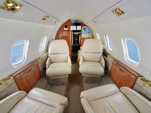 1984 Learjet 55 Photo 5