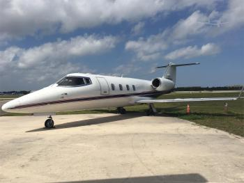 1984 Learjet 55 for sale - AircraftDealer.com