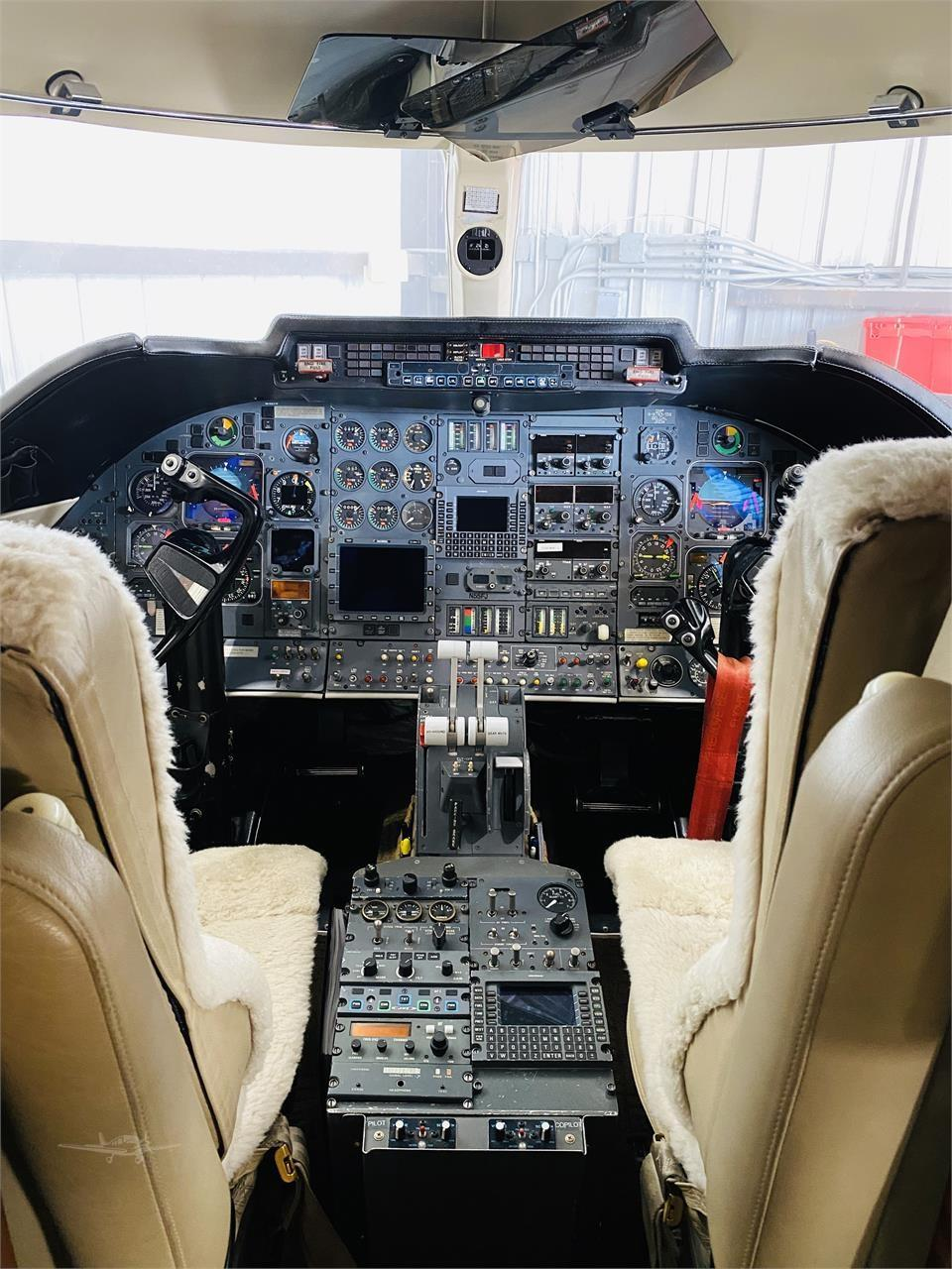 1984 Learjet 55 Photo 5