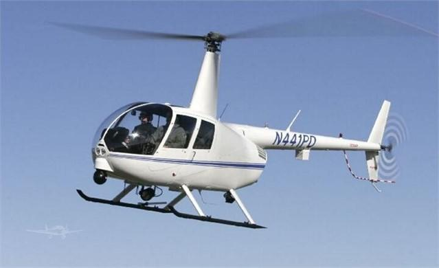 2019 ROBINSON R44 POLICE CHOPPER  - Photo 1