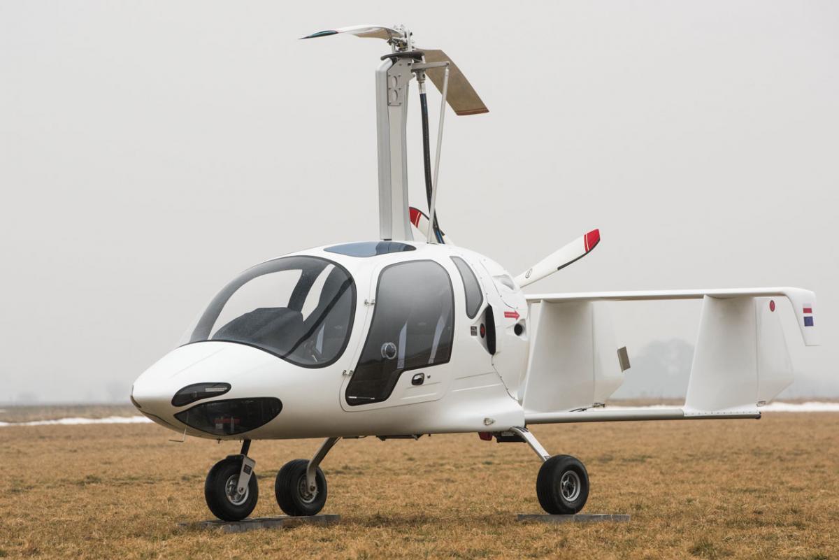 2019 Gyrocopter X2 - Photo 1