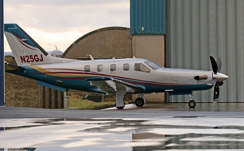 2010 SOCATA TBM 850  - Photo 1