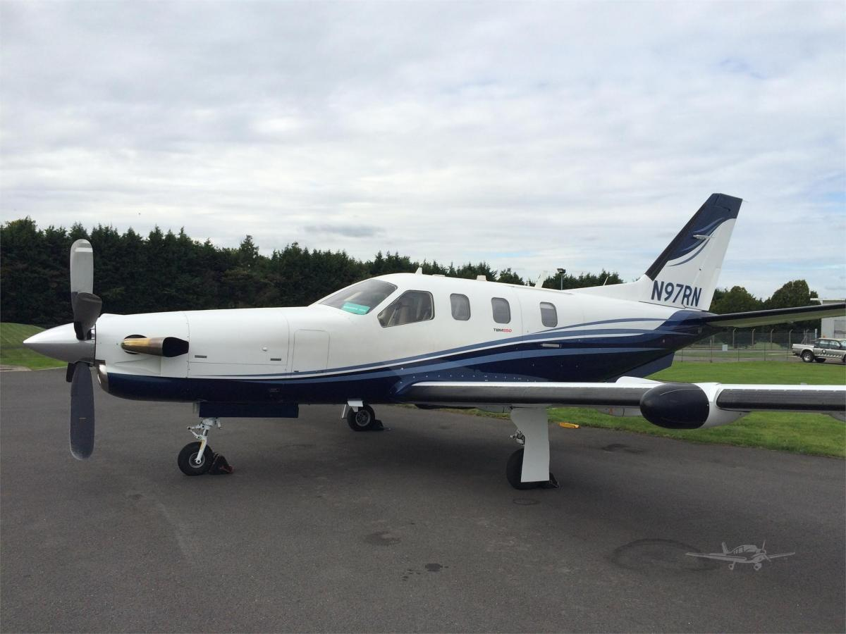 2010 Socata TBM 850 Photo 2