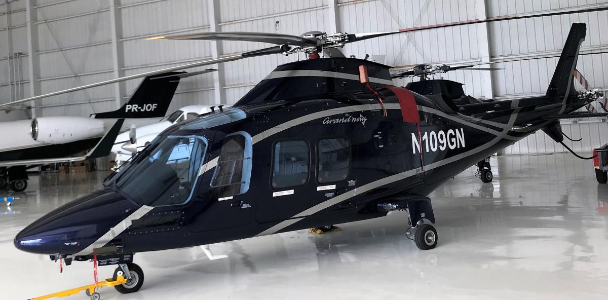 2012 Agusta AW109 - Photo 1