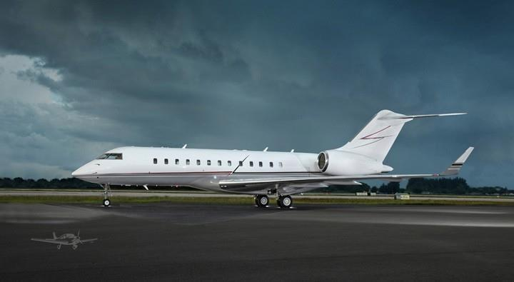 2002 BOMBARDIER GLOBAL EXPRESS  Photo 4