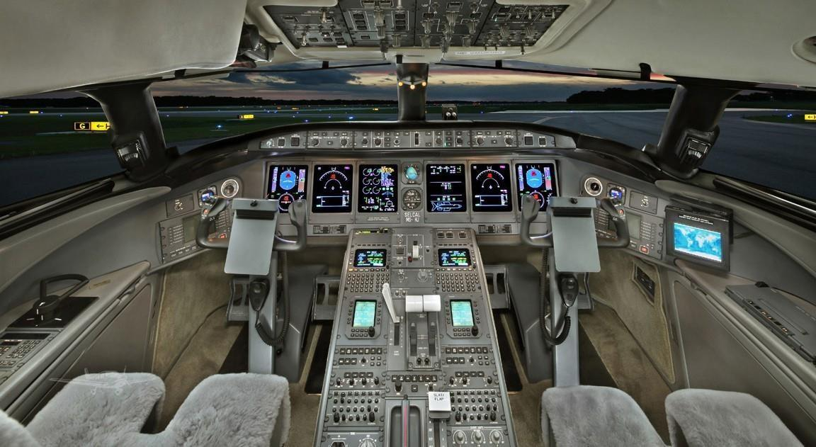 2002 BOMBARDIER GLOBAL EXPRESS  Photo 6