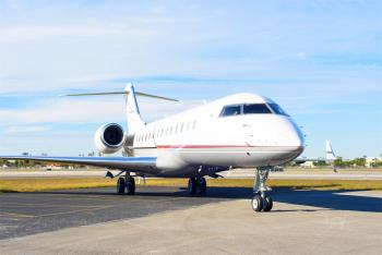 2002 BOMBARDIER GLOBAL EXPRESS  for sale - AircraftDealer.com
