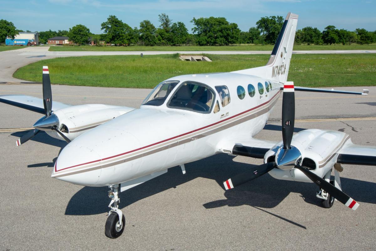 1982 Cessna 421C Photo 6