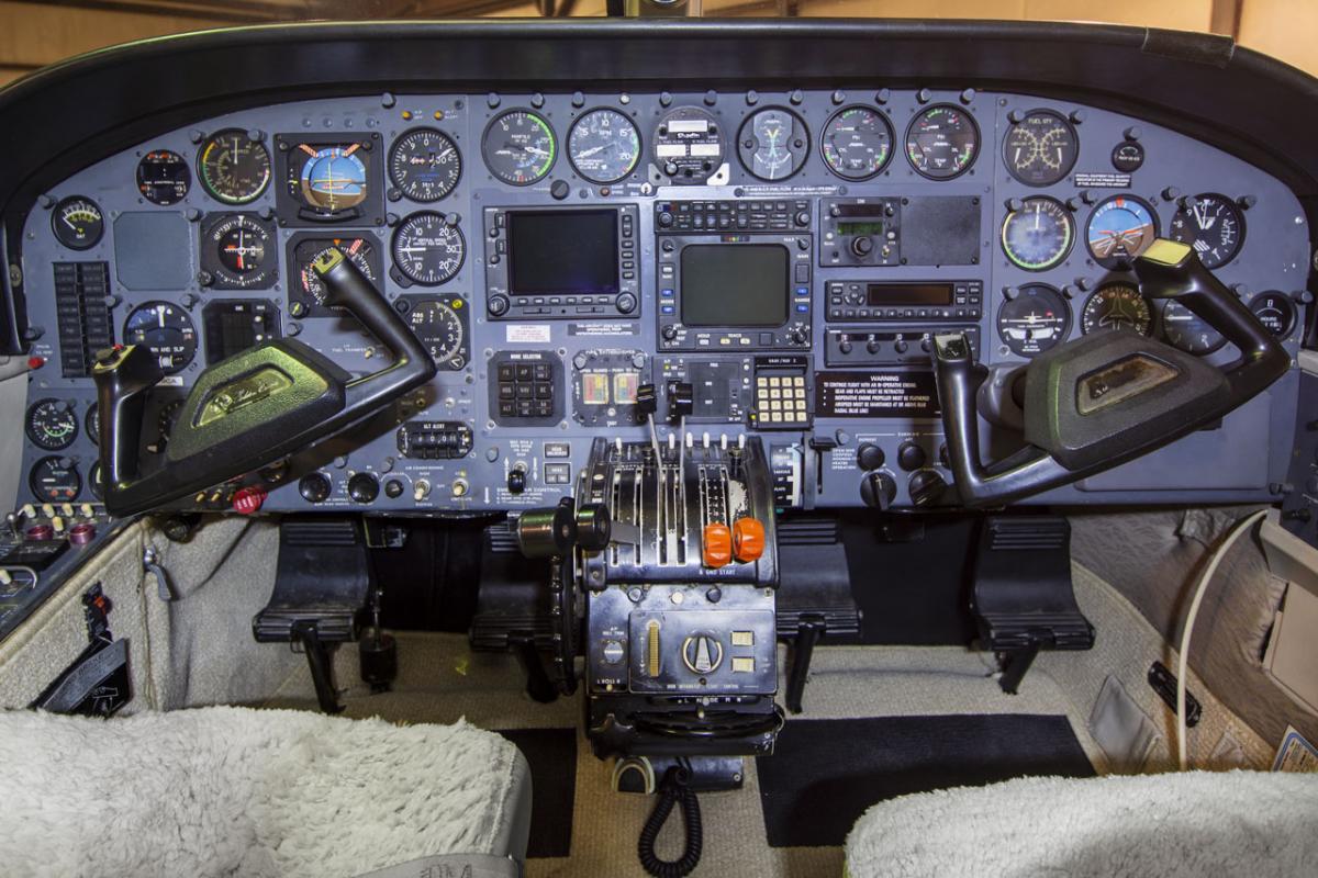 1982 Cessna 421C Photo 7