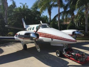 1969 BEECHCRAFT 60 DUKE for sale - AircraftDealer.com