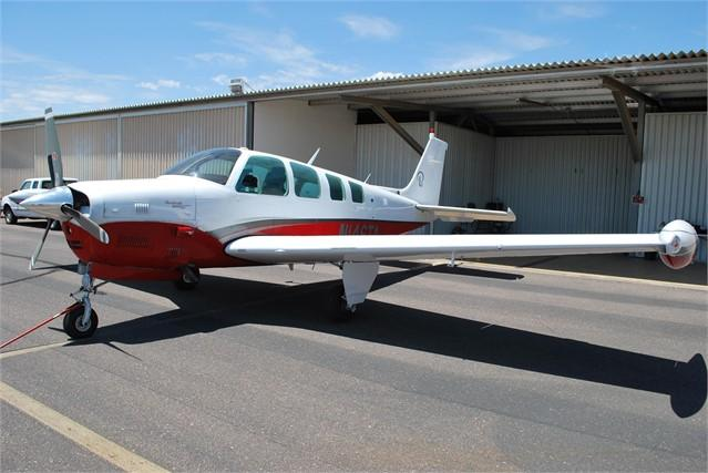 1981 BEECHCRAFT A36TC BONANZA Photo 2