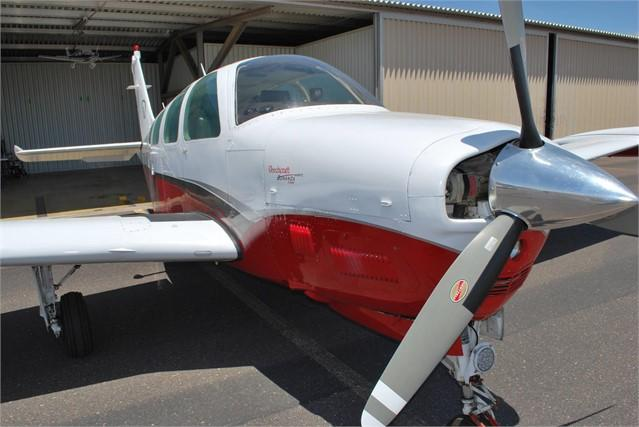 1981 BEECHCRAFT A36TC BONANZA Photo 4