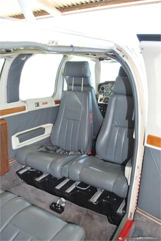 1981 BEECHCRAFT A36TC BONANZA Photo 6