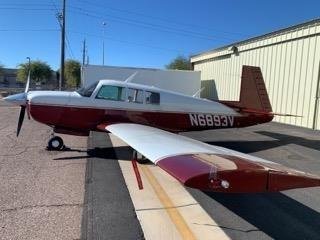 1975 MOONEY M20F  Photo 2