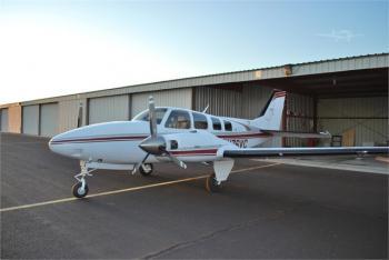 1982 BEECHCRAFT 58 BARON  for sale - AircraftDealer.com