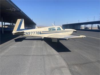 1982 MOONEY M20J for sale - AircraftDealer.com