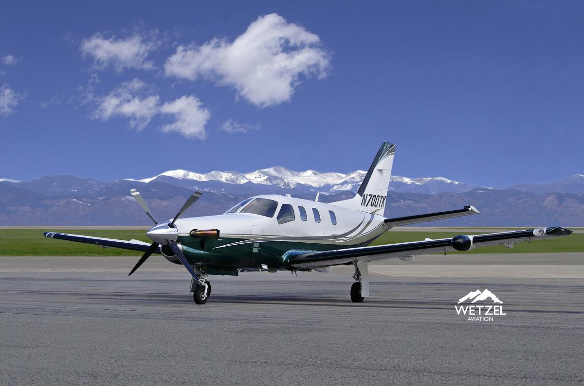2004 Socata TBM 700C2 - Photo 1