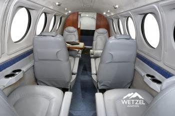 2001 Beech King Air B200 - Photo 5