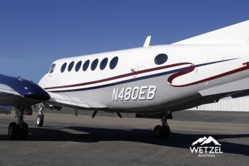 2009 Beech King Air 350 - Photo 2