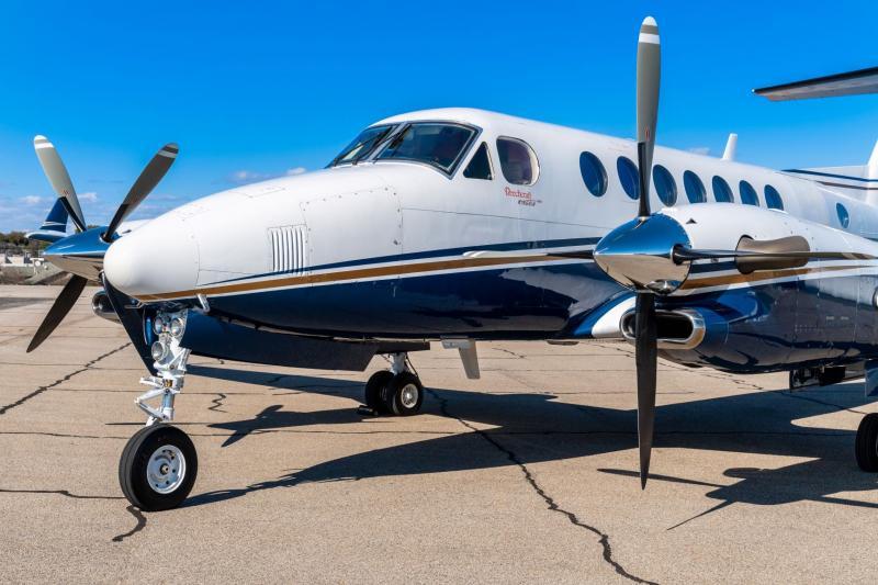 2007 King Air 350 Photo 2