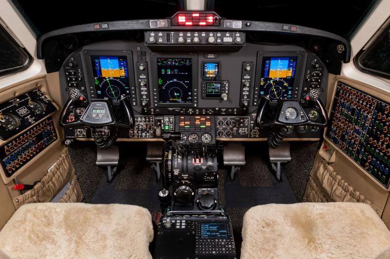 2007 King Air 350 Photo 3