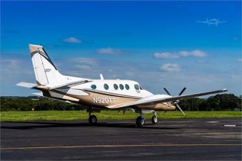 1992 BEECHCRAFT KING AIR C90A for sale - AircraftDealer.com