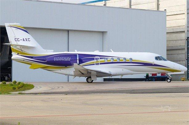 2017 Cessna Citation Latitude Photo 2