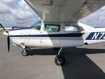 1977 Cessna T210M Centurion  for sale - AircraftDealer.com