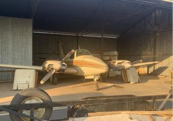 BEECHCRAFT BARRON  for sale - AircraftDealer.com