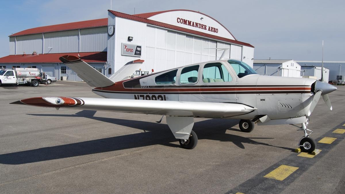 1967 BEECHCRAFT V35 BONANZA - Photo 1