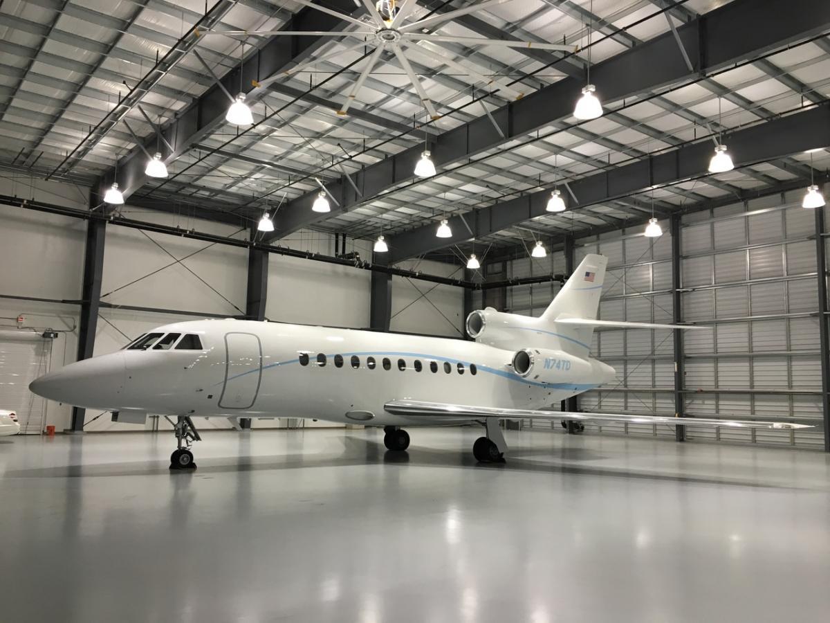 1988 Dassault Falcon 900B - Photo 1