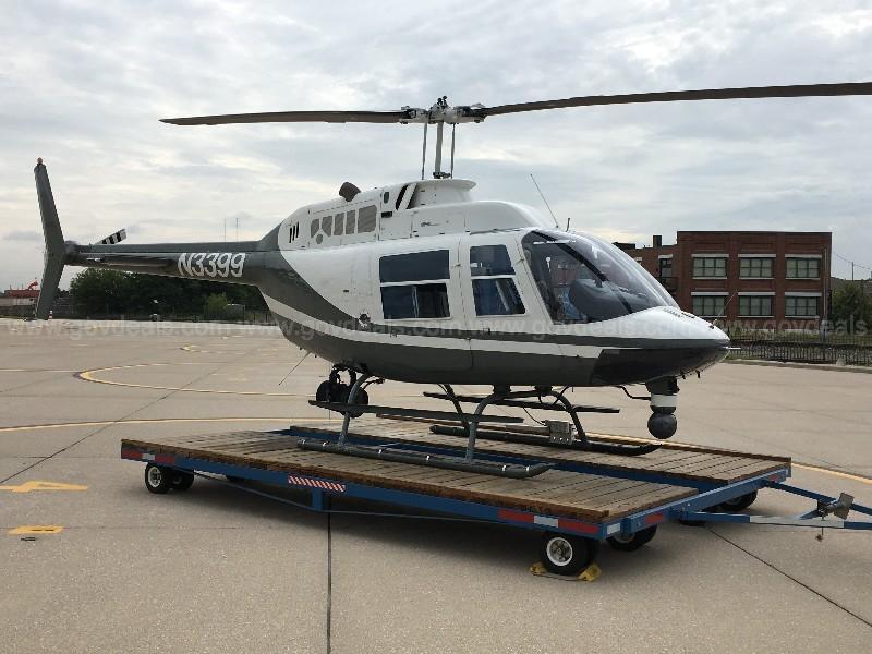 1968 Bell 206B JetRanger Photo 3