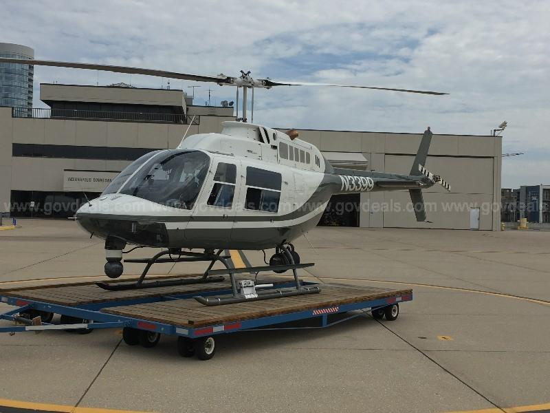 1968 Bell 206B JetRanger Photo 4