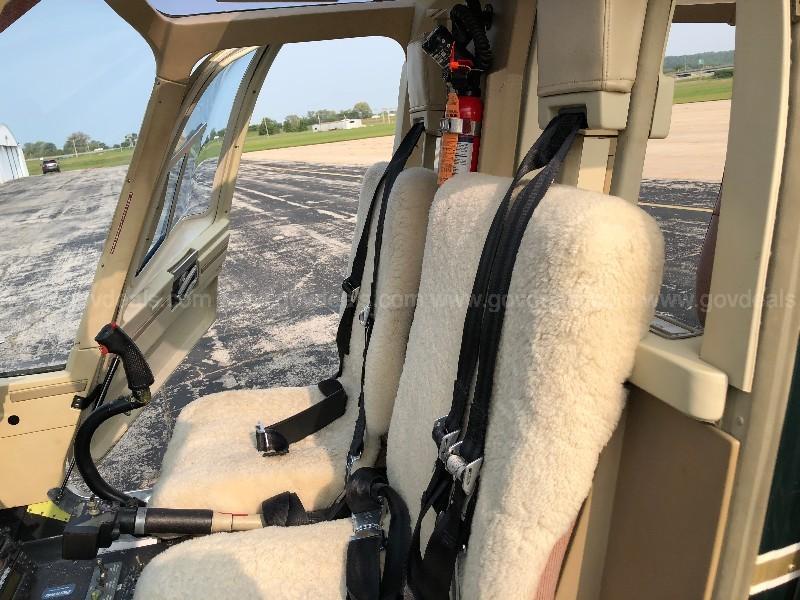 1995 Bell 206B  Photo 6