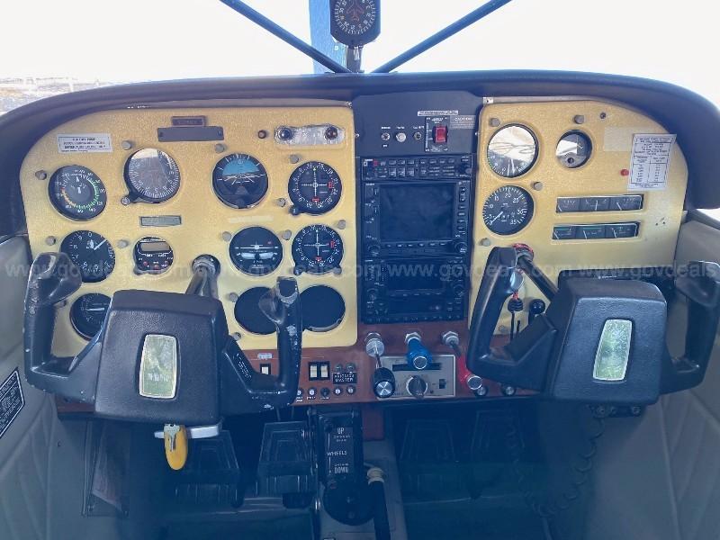1974 Cessna 185 Skywagon Amphibian Photo 7