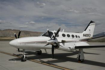 1984 CESSNA CONQUEST I - Photo 3