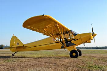 1980 PIPER SUPER CUB for sale - AircraftDealer.com