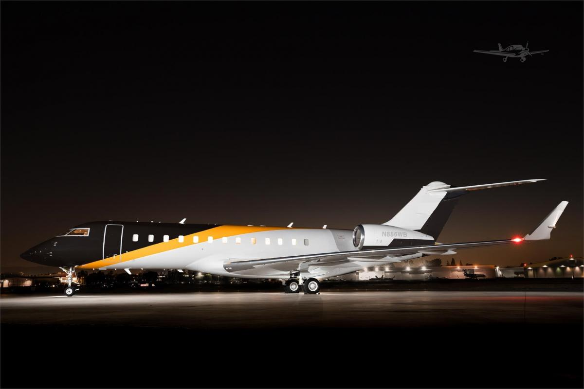 2002 BOMBARDIER GLOBAL EXPRESS  - Photo 1