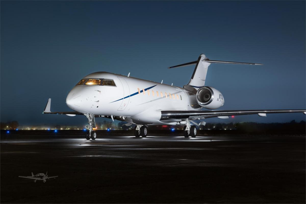 2006 BOMBARDIER GLOBAL 5000 - Photo 1