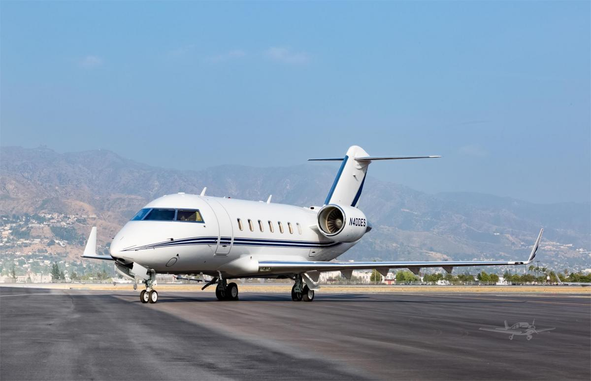 2008 BOMBARDIER/CHALLENGER 605 - Photo 1