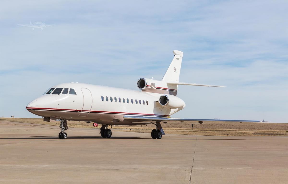 Aircraftdealer com | 1987 Dassault Falcon N19FJ