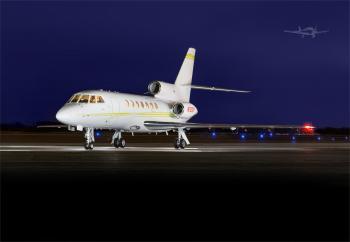 1981 DASSAULT FALCON 50 for sale - AircraftDealer.com